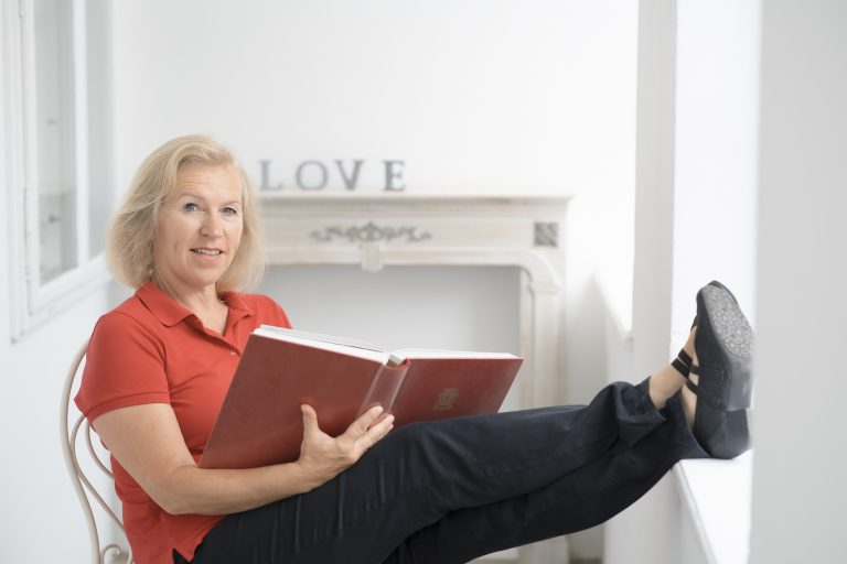 Bettina Schaller ,Lebensbuch