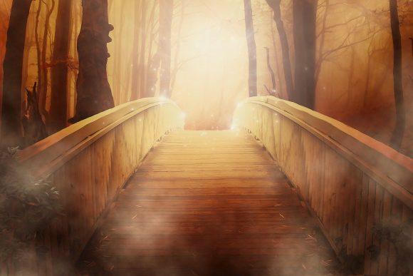 Brücke,Seele,Licht