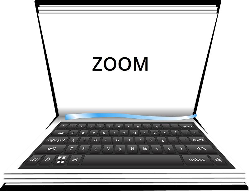Zoom,Onlinesitzung